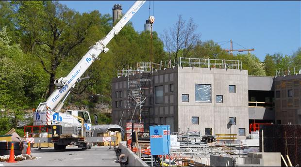 Utbud och konjunktur bromsar bostadsbyggandet