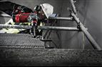 Borr för armerad betong