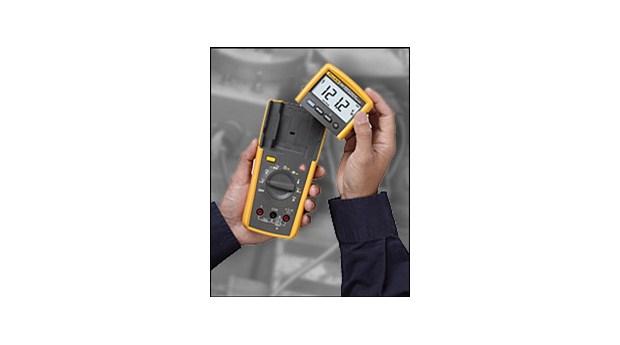 Enklare mäta med trådlös display