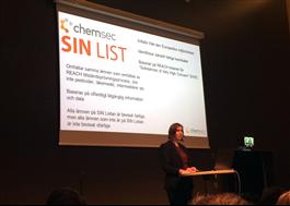 SIN-listan identifierar särskilt farliga ämnen