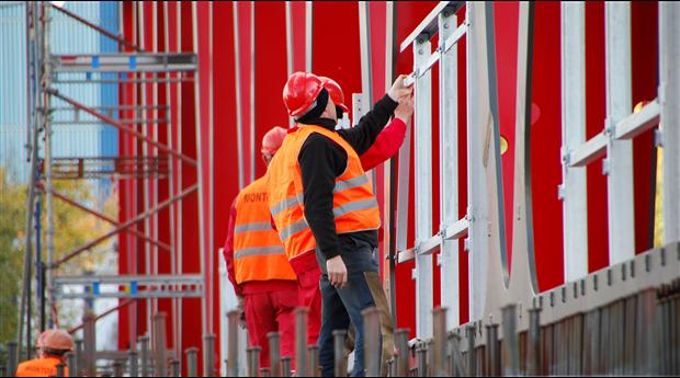 Generationsväxlingen i byggsektorn klingar av