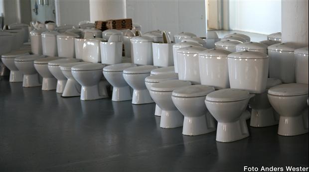 Kraftig ökning av installationsmaterielvärdet. Foto Anders Wester