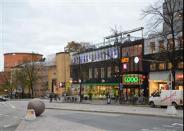 Svensk Byggtjänst, Odengatan 65, Sthlm