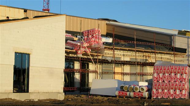 Bygglov för lokaler ökar