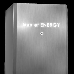 Kompakt energilagring för småhus