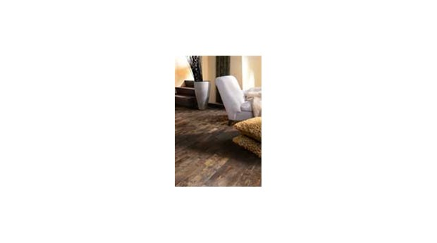 Hårdborstning för rustikare golv