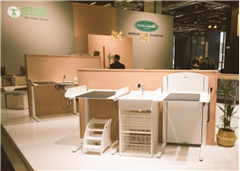 Jeltec på Stockholm Furniture Fair 2017