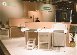 Jeltec på Stockholm Furniture Fair 2017