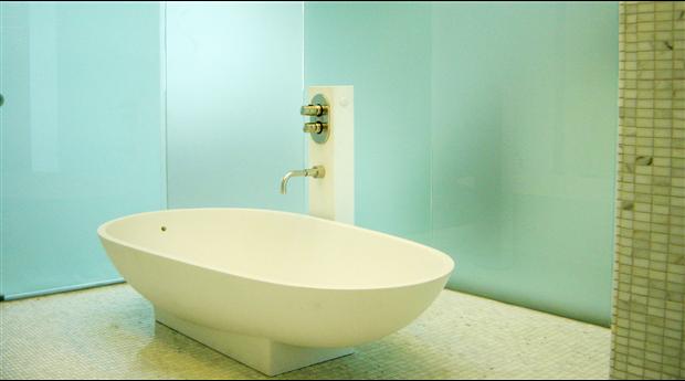 Stöd till energieffektivisering ger effekt på badrumsrenoveringar. Foto: Harald Holm