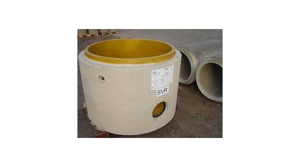 Bakteriedödande betong får ökad livslängd
